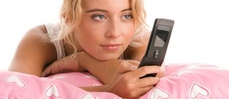 Nezapomeňte na Valentýna 14.2. poslat zamilovanou SMS